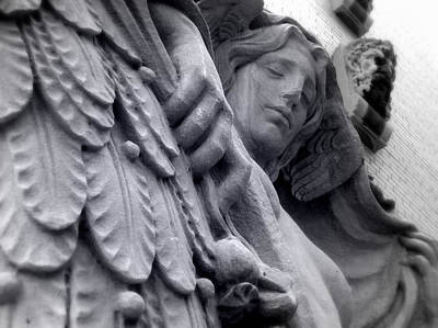 Photograph - Almost Angel by Jhoy E Meade