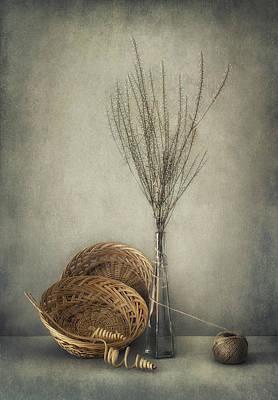 Thread Photograph - Almost Autumn... by Dimitar Lazarov -