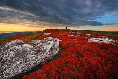 Photograph - Almost Heaven - West Virginia by Bernard Chen