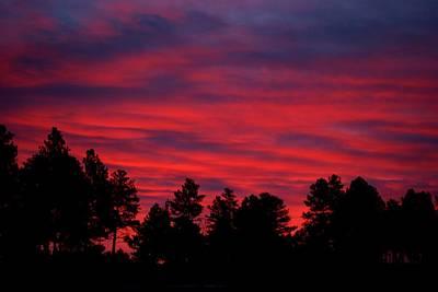 Photograph - Almost Morning by Dakota Light Photography By Dakota