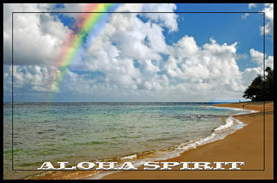 Photograph - Aloha Spirit by Lynn Bauer