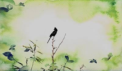 Photograph - Alone But Not Lonely by Regina Arnold