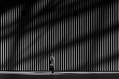 Business Photograph - Alone by Hiroharu Matsumoto