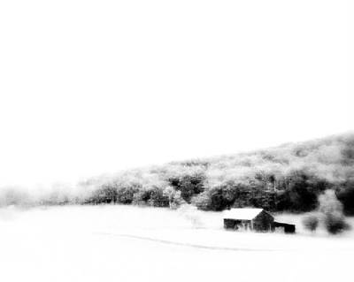 Photograph - Alone by Jodie Marie Anne Richardson Traugott          aka jm-ART