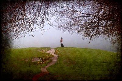 Photograph - Alone by Milena Ilieva