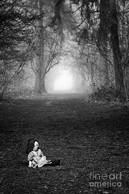 Rag Doll Photograph - Alone by Tim Gainey