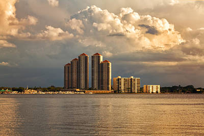 Photograph - Along The Caloosahatchee River by Kim Hojnacki