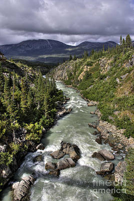 Photograph - Along The Chilkoot Trail by Inge Riis McDonald