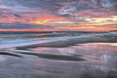 Photograph - Along The Coast by JC Findley