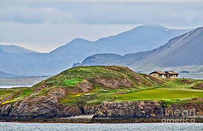 Photograph - Along The Coast Of Iceland by Gerda Grice