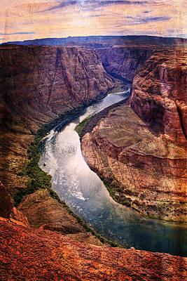 Arizona Photograph - Along The Colorado River by Lucinda Walter