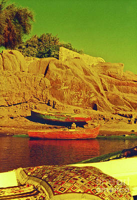 Photograph - Along The Nile by Elizabeth Hoskinson
