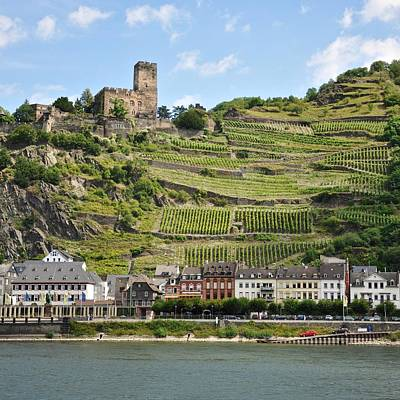 Photograph - Along The Rhine by Matt MacMillan