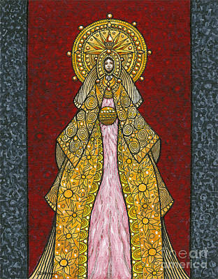 Painting - Alora Madonna by Terry Durham