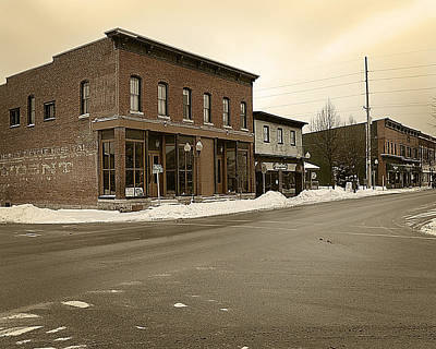 Photograph - Alpena Michigan by Scott Hovind