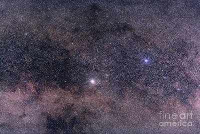 Photograph - Alpha And Beta Centauri In The Southern by Alan Dyer