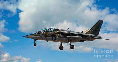 Photograph - Alpha Jet 014 by Bianca Nadeau
