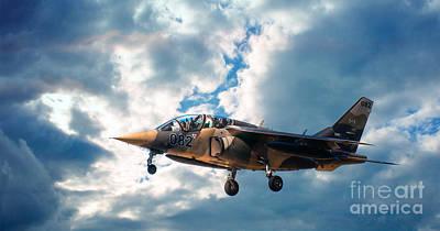 Photograph - Alpha Jet 082 by Bianca Nadeau