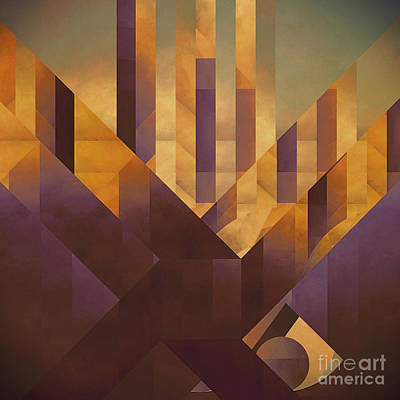 Alphanumeric Knowledge Art Print by Lonnie Christopher