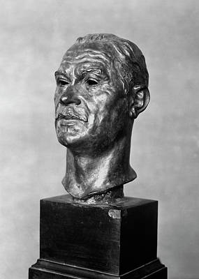 Alphonse Jongers (1872-1945) Art Print by Granger