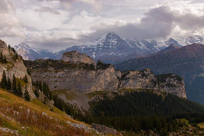 Wall Art - Photograph - Alpine Hike by Scott Hafer