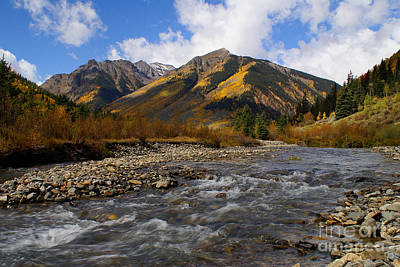 Photograph - Alpine Loop Autumn by Kelly Black