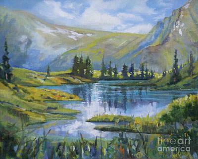 Alpine Ridge Pond Original