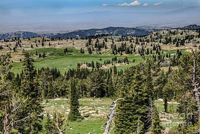 Photograph - Alpine View by Robert Bales