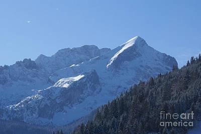 Photograph - Alpspitze Bavaria 1 by Rudi Prott
