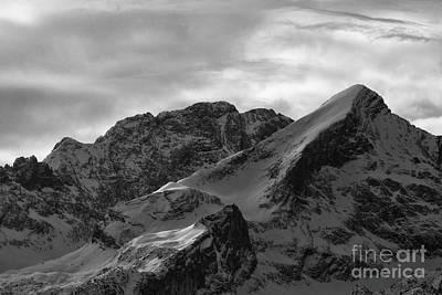 Photograph - Alpspitze Bavaria 2 by Rudi Prott