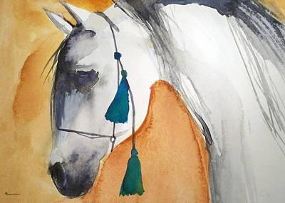 Altair Art Print by Ed  Heaton