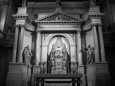 Photograph - Altar by John Schneider