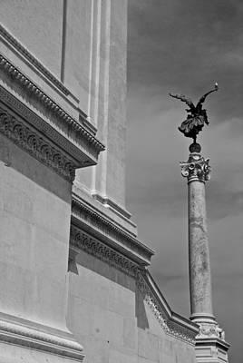 Photograph - Altare Della Patria by Eric Tressler