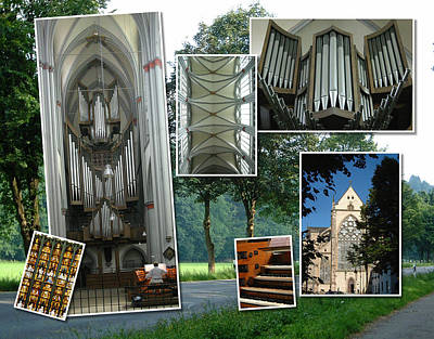Photograph - Altenberg Montage by Jenny Setchell