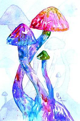 Altered Visions II Art Print
