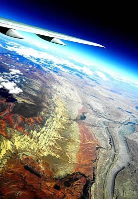Photograph - Altitude by Elizabeth Hoskinson