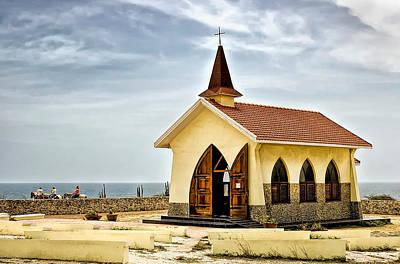 Alto Vista Chapel Aruba Art Print