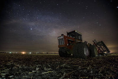 Photograph - Altractor by Aaron J Groen