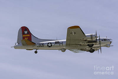Photograph - Aluminum Overcast by Tim Mulina
