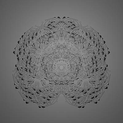 Digital Art - Aluminumcoffee Chip 25 by Zac AlleyWalker Lowing