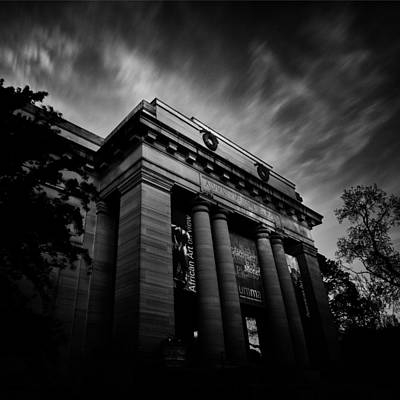 Photograph - Alumni Memorial Hall by James Howe