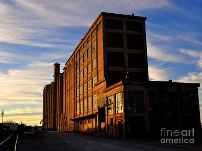 Photograph - Alva Roller Mills by Anjanette Douglas