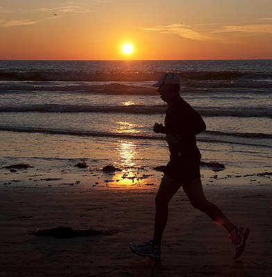 Photograph - Always A Runner by Nathan Rupert