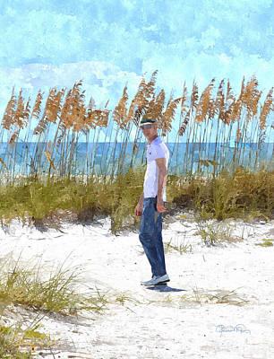 Photograph - Cool On Anna Maria Island by Susan Molnar