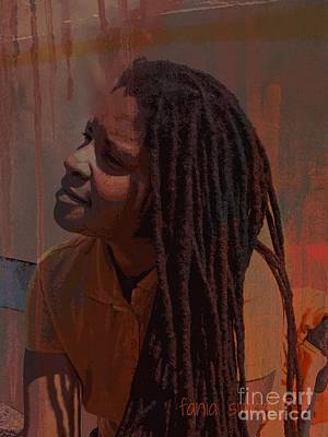 I Love America Digital Art - Always In Need Of Prayer by Fania Simon
