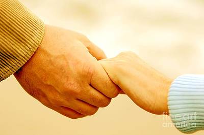 Marriage Photograph - Always Together by Michal Bednarek