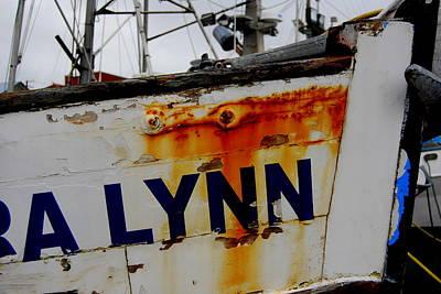 Alynn Art Print by Mamie Gunning