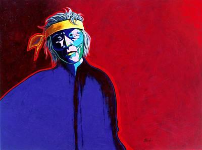 Am I So Different Art Print by Joe  Triano