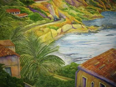 Painting - Am Taormina by Kandy Cross