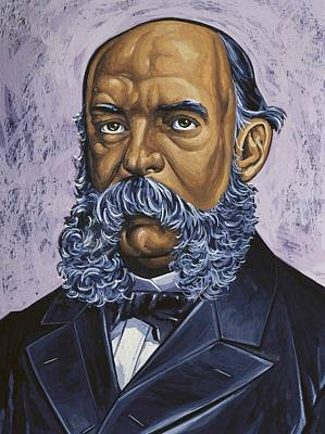 Amador Photograph - Amador De Los Rios, Jos� 1818-1878 by Everett